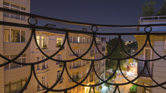 night (zoom_w) Tags: night hotel nikon foto balcony istanbul lattice
