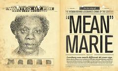 cover :: styleLS :: Mean Marie (jamie ezra mark) Tags: marie mean magazinespread designmagazine jamiemark jamieezramark lakesumterstyle meanmarie