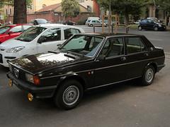 Alfa Romeo Giulietta (Ernesto Imperato) Tags: alfa romeo firenze giulietta