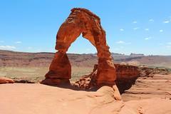 Delicate Window (Jane Inman Stormer) Tags: nature landscape utah sandstone arch desert explore moab redrock archesnationalpark explored