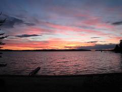 IMG_0933 (l8l) Tags: sunset sweden värmland fryken