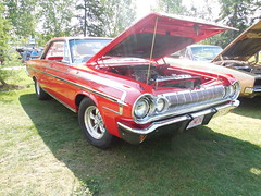 1964 Dodge Polara (blondygirl) Tags: auto classic car dodge stalbert sa mopar custom musclecar 1964 polara lionspark august9 rocknaugust showshine dodgepolara stalbertcruisers albertadiabetesfoundation sturgeonrivervalley