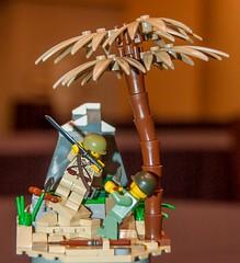 Best Single Combat (SEdmison) Tags: lego military battle trophy bbtb bricksbythebay bbtb2014 bricksbythebay2014