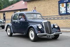 71BXP (1939-49) Lancia Apprilla (EHBusman1958) Tags: 1961 lancia 71bxp