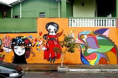 Detalhes (GEN -) Tags: street urban streetart art brasil cores graffiti arte saopaulo urbanart peixe sp rua organic gen brasilgraffiti genduarte vilasilvia graffitisalva