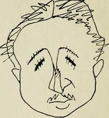 """Image from page 69 of """"Panoptikuma : irók és hirlapirók karrikaturái"""" (1913)"""