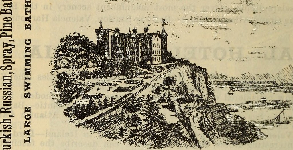"Image from page 173 of ""Guide to Galway, Connemara and the West of Ireland"" (1912)"