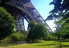 Paris, iron harmony... (Grard Farenc (slowly back) !) Tags: city urban paris france landscape town europe capitale ville