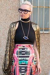 Jessica Luxe (MikeBrowne) Tags: colour fashion style blogger jessicaluxe