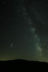 Meteora (FiPremo) Tags: stella canon eos star via shooting meteors meteora stelle 6d cadente lattea