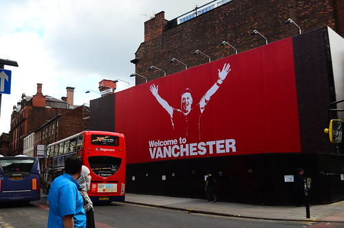 The New Manchester United Poster