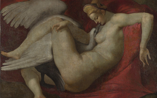 Myth | Leda and the Swan