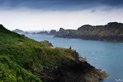Bretagne sauvage 03 (Barthmich) Tags: sea cloud mer france nature rain pluie bretagne du pointe nuage groin lightroom cancale