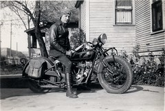 Harland Krause, Indian Motorcycle (hondagl1800) Tags: usa indian vintagemotorcycle indianmotorcycle vintageindianmotorcycle michaeldebock harlandkrause