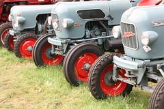 Eicher (sonjasfotos) Tags: vintage traktor tiger oldtimer puma panther trecker schlepper eicher mammut nordhorn knigstiger feldtag treckertreffen schmalspurtrecker