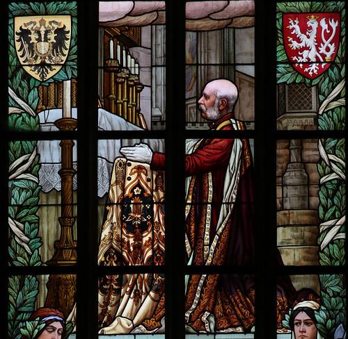 Hapsburg in Prayer