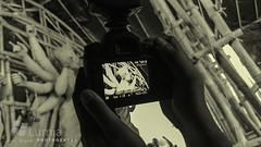 Framing Goddess Durga (Sam Gupta Photography) Tags: park new india mobile photography nokia nikon phone shot delhi indian traditional perspective goddess bamboo clay frame idol capture bong 1020 puja cr durga bengali lumia d90 chittaranjan flickraward samguptaphotography