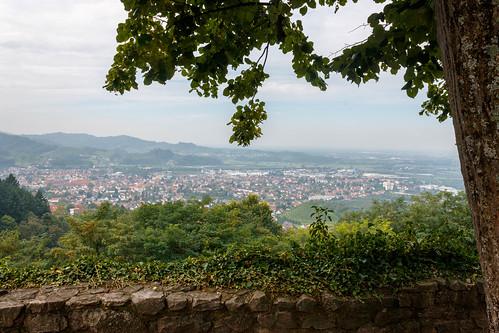 Vue sur Oberkirch