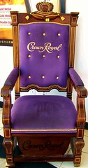 The Crown Royal Throne (Will S.) Tags: usa ny newyork america advertising border ad whisky crownroyal mypics dutyfree lewiston