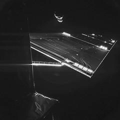 Rosetta mission selfie at comet (europeanspaceagency) Tags: philae comet rosetta selfie 67p 67pchuryumov–gerasimenko