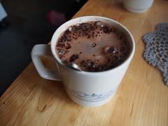 Hot cocoa!