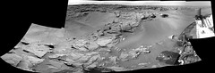 NLB_463723370EDR_F0411642NCAM00290M_v_p-10 (hortonheardawho) Tags: autostitch panorama mars outcrop rock gale bands curiosity peculiar 0746