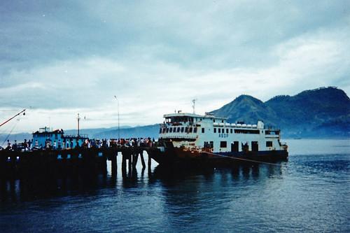 Ferry Waingapu/Ende - 31 maart 1995