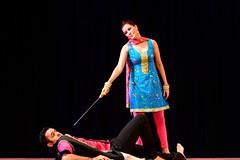 Naya Zamana #12 (*Amanda Richards) Tags: couple dancers guyana georgetown manandwoman 2014 girlandboy nationalculturalcentre nayazamana guyanahindudharmicsabha