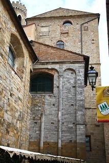 Cathédrale Santa Maria Assunta et baptistère San Giovanni à Volterra