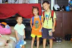 DSC02791 (小賴賴的相簿) Tags: family baby kids zeiss children day sony taiwan childrens taipei 台灣 台北 親子 暑假 木柵 景美 孩子 1680 兒童 文山 a55 anlong77 小賴家 小賴賴的家 小賴賴