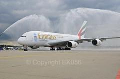 Emirates Airbus A380-861 A6-EEZ (EK056) Tags: airport frankfurt emirates airbus a380861 a6eez