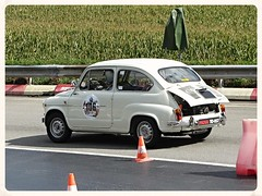 Fiat Abarth 850 TC 1960 (v8dub) Tags: auto old classic car automobile fiat automotive voiture tc oldtimer oldcar collector 850 1960 abarth youngtimer wagen pkw klassik worldcars
