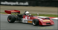 Oulton Park - Cheshire (ladythorpe2) Tags: park uk classic mike cup race gold march cheshire lotus lola august racing historic chester 25 17 13 7th chevron classified motorsport oa 2014 oulton b27 bletsoebrown caterhamsevenlotusaustin ladythorpe2