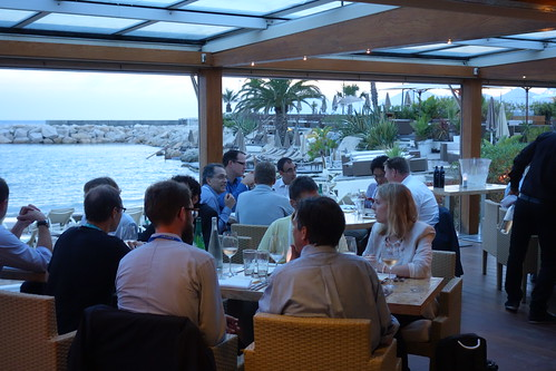 EPIC Dinner ECOC 2O14 Cannes - France (17)