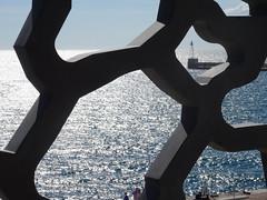 Marseille - Le Mucem & un phare (Hlne_D) Tags: sea mer lighthouse france museum marseille muse paca provence phare mediterraneansea vieuxport mditerrane bouchesdurhne mermditerrane provencealpesctedazur diguedularge mucem musedescivilisationsdeleuropeetdelamditerrane hlned diguesaintemarie diguestemarie feudelajoliette