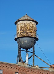 OH Cincinnati - Water Tower (scottamus) Tags: ohio tower water cone top cincinnati hamiltoncounty