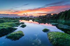 _DSC0617 (Paulo Benjamim) Tags: sunset pordosol sol praia beach portugal nikon sintra paisagem lee pds adraga d3100 paulobenjamim wwwfacebookcompaulobenjamimphotography