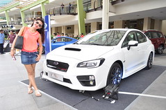 Wifey and the Subaru WRX (cr@ckers43) Tags: