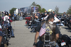 """Stephen Siller Tunnel to Towers Foundation mobile exhibit Memorial Escort • <a style=""""font-size:0.8em;"""" href=""""http://www.flickr.com/photos/55149102@N08/15243936046/"""" target=""""_blank"""">View on Flickr</a>"""