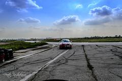 Alfa on the track race (renkata23) Tags: blue summer sky cars clouds italian nikon bulgaria passion alfa romeo fest italfest