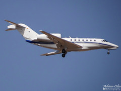 Private --- Cessna 750 Citation X --- D-BOOC (Drinu C) Tags: plane private aircraft sony dsc cessna citation mla 750 bizjet privatejet lmml hx100v adrianciliaphotography dbooc