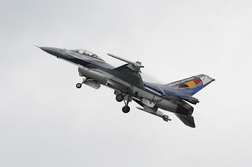 Belgian F-16 Falcon