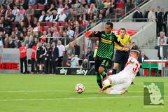 "DFL BL15 1. FC Köln vs. Borussia Moenchengladbach 21.09.2014 069.jpg • <a style=""font-size:0.8em;"" href=""http://www.flickr.com/photos/64442770@N03/15313649022/"" target=""_blank"">View on Flickr</a>"