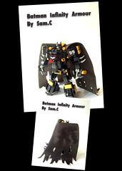 (Sam.C MOCs S2 Studios)) Tags: lego military batman scifi mech moc hardsuit