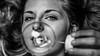 Monocle (Christine Lebrasseur) Tags: portrait people blackandwhite woman france art canon bubbles teenager 169 fr gironde léane saintloubes allrightsreservedchristinelebrasseur