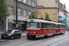 Tramvaj T3 (robokubo) Tags: prague prag t3 tramway tramvaj tyrystor tyristor