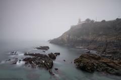Lighthouse Cudillero (GKooijman70) Tags: spain spanje cudillero mist lichthouse vuurtoren landscape landschap asturias