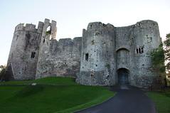 Chepstow Castle (tim ellis) Tags: wales uk chepstow castle