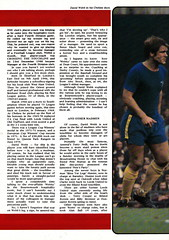 Coventry City vs Manchester United - 1981 - Page 22 (The Sky Strikers) Tags: coventry city manchester united highfield road sky blue official matchday magazine 30p football league division one