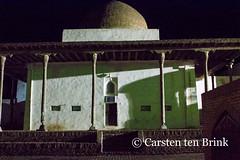Khiva night (10b travelling) Tags: 10btravelling 2015 asia asien carstentenbrink centralasia iptcbasic ichankala ichonqala khiva silkroad sovietunion ussr uzbek uzbekistan xiva evening night tenbrink thestans